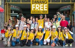 """""""Free Walking Tour"""" - Tour đi bộ đưa Đà Nẵng đến gần du khách"""