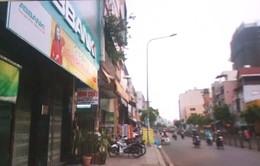 PGD Ngân hàng An Bình, TP.HCM bị cướp tấn công bất thành