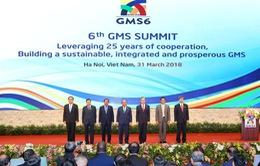 Kết quả Hội nghị thượng đỉnh GMS6