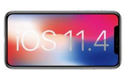 Vừa tung ra iOS 11.3, Apple đã úp mở hấp dẫn về iOS 11.4