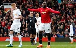 Man Utd 2-0 Swansea: Lukaku cùng Sanchez lập công, Quỷ đỏ giành trọn 3 điểm!
