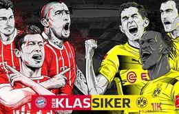 Lịch thi đấu bóng đá quốc tế tối 31/3: Tâm điểm đại chiến Bayern Munich - Dortmund