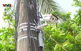 Phát triển hệ thống camera an ninh từ nguồn xã hội hóa