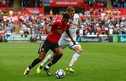 Lịch trực tiếp bóng đá hôm nay (31/3): Man Utd tiếp đón Swansea, Juventus chạm trán AC Milan