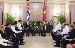 Tăng cường tình đoàn kết giữa nhân dân Việt Nam và Cuba