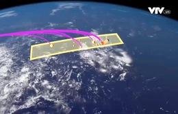 Trạm vũ trụ Thiên Cung 1 của Trung Quốc sắp rơi xuống Trái Đất