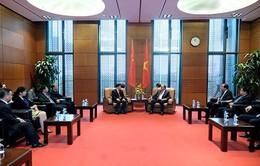 Thủ tướng tiếp lãnh đạo 4 tỉnh của Trung Quốc