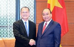 Thủ tướng tiếp Chủ tịch Tập đoàn Sunwah, Hong Kong (Trung Quốc)