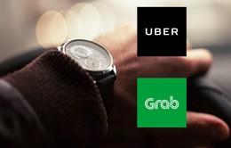 Thị trường taxi công nghệ thay đổi đáng kể sau khi Uber sáp nhập Grab