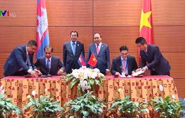 Việt Nam - Campuchia đạt tiến bộ về phân giới cắm mốc