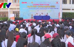 Ngày hội tư vấn tuyển sinh tại các tỉnh miền Trung - Tây Nguyên