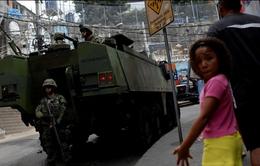 Brazil chi 14 tỷ USD cho kế hoạch đảm bảo an ninh