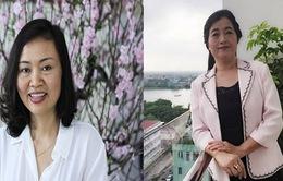 Điều chưa biết về 2 nhà khoa học nữ nhận giải thưởng Kovalevskaia 2017
