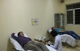 Vượt 200km hiến máu hiếm cứu người