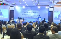 Khai mạc Tuần lễ nước quốc tế tại Việt Nam
