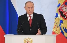 Dư luận đặc biệt quan tâm tới Thông điệp liên bang của Tổng thống Putin