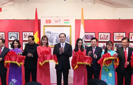 Chủ tịch nước Trần Đại Quang dự khai mạc Không gian Văn hóa Việt Nam tại Ấn Độ