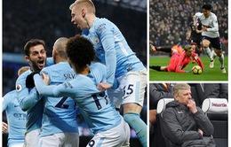 Kết quả, BXH Ngoại hạng Anh sau vòng 29: Arsenal nhận trái đắng, Man City rất gần ngôi vô địch