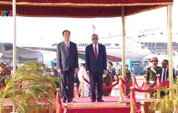 Tuyên bố chung Việt Nam - Bangladesh