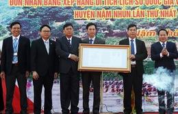 Công bố quyết định công nhận bia Vua Lê Thái Tổ là bảo vật quốc gia