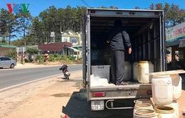 1 người chết, 1 người nguy kịch vì ngủ trong xe tải ở Lâm Đồng