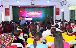 Phó Chủ tịch Thường trực Quốc hội Tòng Thị Phóng thăm và làm việc tại huyện Na Hang, Tuyên Quang