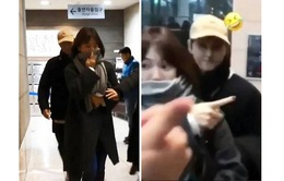 Song Hye Kyo lại đối mặt với tin đồn bầu bí