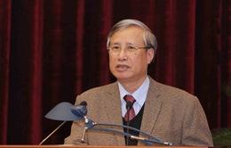 Đồng chí Trần Quốc Vượng chính thức giữ chức Thường trực Ban Bí thư