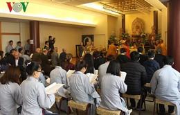 Hội phật tử Việt Nam tưởng niệm, tri ân các anh hùng, liệt sỹ Gạc Ma tại Nhật Bản