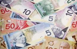 Căng thẳng thương mại khiến đồng đôla Canada (CAD) chạm đáy