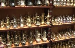 Bình pha cà phê truyền thống của Saudi Arabia