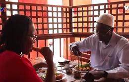 Dấu ấn nem Việt tại Senegal