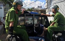 Khánh Hòa: Khống chế thành công đối tượng ngáo đá