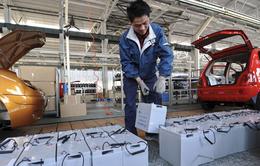 Trung Quốc đẩy mạnh tái chế pin xe điện