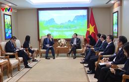 Diễn đàn kinh tế thế giới ASEAN 2018 tổ chức tại Hà Nội