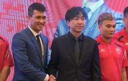 V.League 2018: CLB TP Hồ Chí Minh chuẩn bị cho mùa giải mới