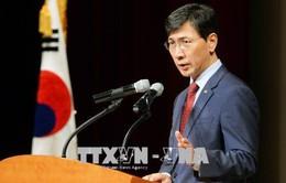 Một tỉnh trưởng Hàn Quốc từ chức vì bê bối tình dục