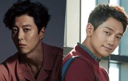 Lee Dong Gun tham gia phim tái xuất của Bi Rain