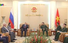 Tăng cường hợp tác kỹ thuật quốc phòng Việt Nam và Nga