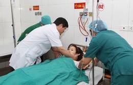 Bác sĩ, điều dưỡng hiến máu cứu sống sản phụ vỡ thai ngoài tử cung