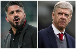 Vòng 1/8 Europa League, AC Milan - Arsenal (01h00 ngày 9/3): Cơ hội cuối của HLV Wenger