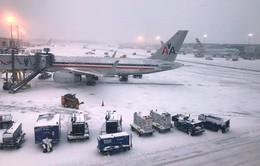 Mỹ hủy hàng nghìn chuyến bay do bão tuyết