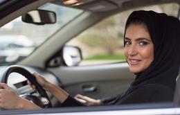Phụ nữ Saudi Arabia háo hức đi học lái xe