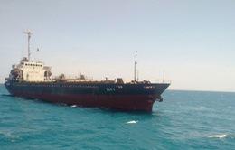 Phòng ngừa sự cố tràn dầu của tàu vận tải bị mắc cạn trên vùng biển Bình Thuận