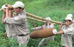 Hàn Quốc tài trợ 20 triệu USD để Việt Nam khắc phục hậu quả bom mìn
