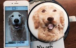 Cà phê 3D gây sốt tại Đài Loan, Trung Quốc