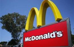 McDonald's lật ngược logo để tôn vinh phụ nữ