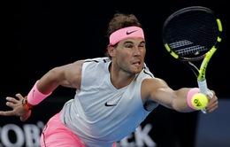 Nadal thắng ấn tượng trận ra quân tại Australia mở rộng 2018