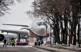 Nhóm nhân viên ngoại giao Nga đầu tiên bị Mỹ trục xuất về tới Moscow