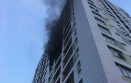 Sau Carina, chung cư tại TP.HCM lại xảy ra hỏa hoạn